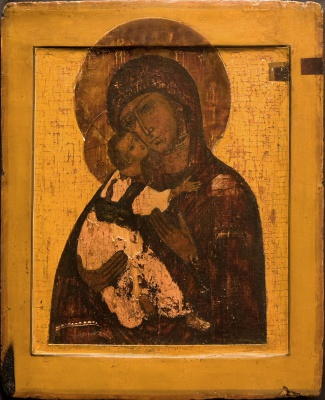 1977n: Mother of God of Vladimir - SOLD!