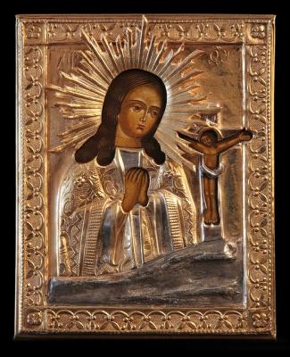 2889n: Mother of God