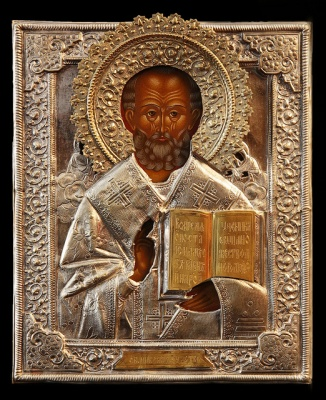 6sg: St. Nicholas the Miracle-worker.