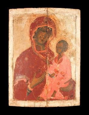 19en: Mother of God of Tihkvin