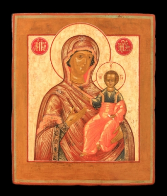 2867n: Mother of God of Smolensk.