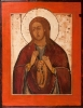 2594n: Mother of God - Blessed is the womb or
