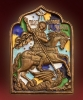 3w:St. George the Great Martyr (St. George and the dragon).