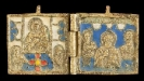 Russian Crosses, Icons, Hinged Icons (Skladen)