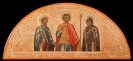 2669n: Selected Saints: St. Victor, John the Warrior, St. Mary SOLD!